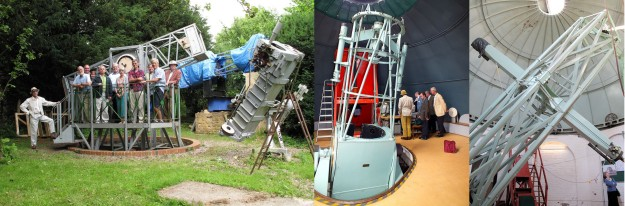 Interesting telescopes