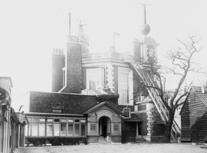 The Royal Observatory, Greenwich and its famous Time Ball